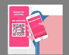 Laat Payconiq gebruikers snel betalen via de Puntje-app